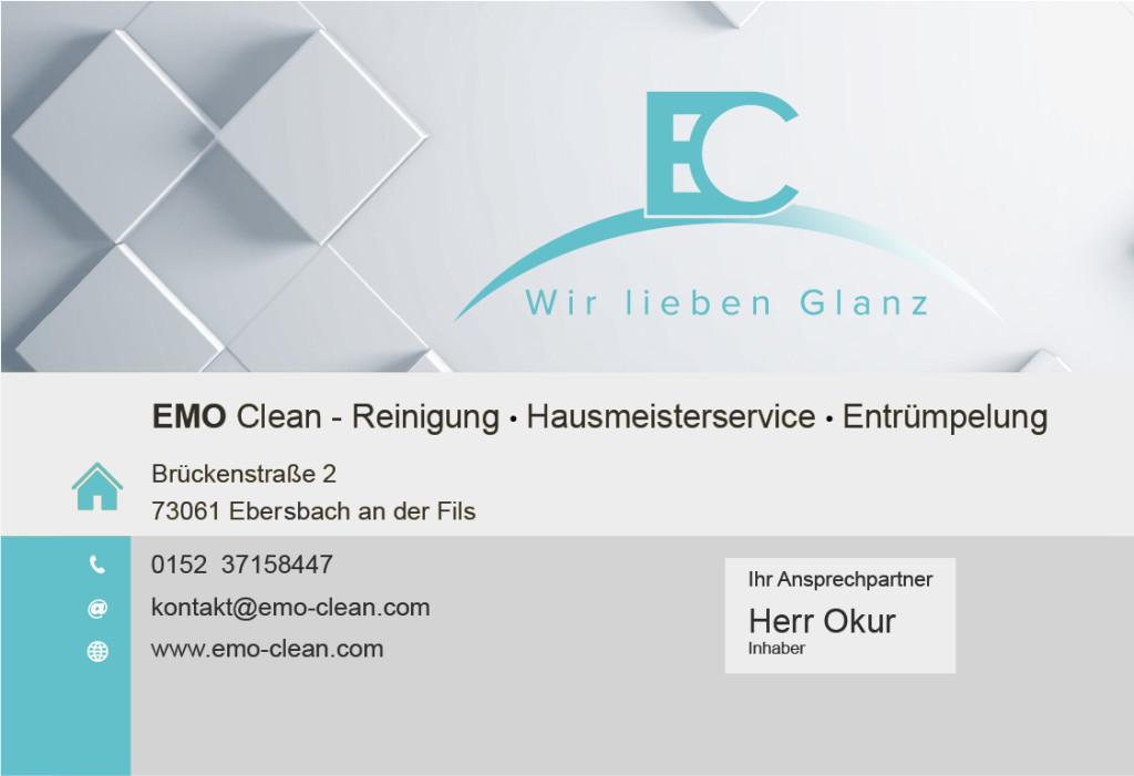 Bild zu Emo Clean in Ebersbach an der Fils
