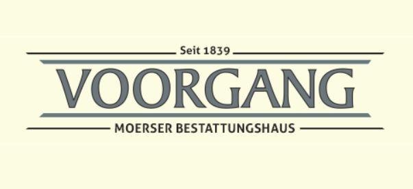 Logo von Moerser Bestattungshaus Voorgang