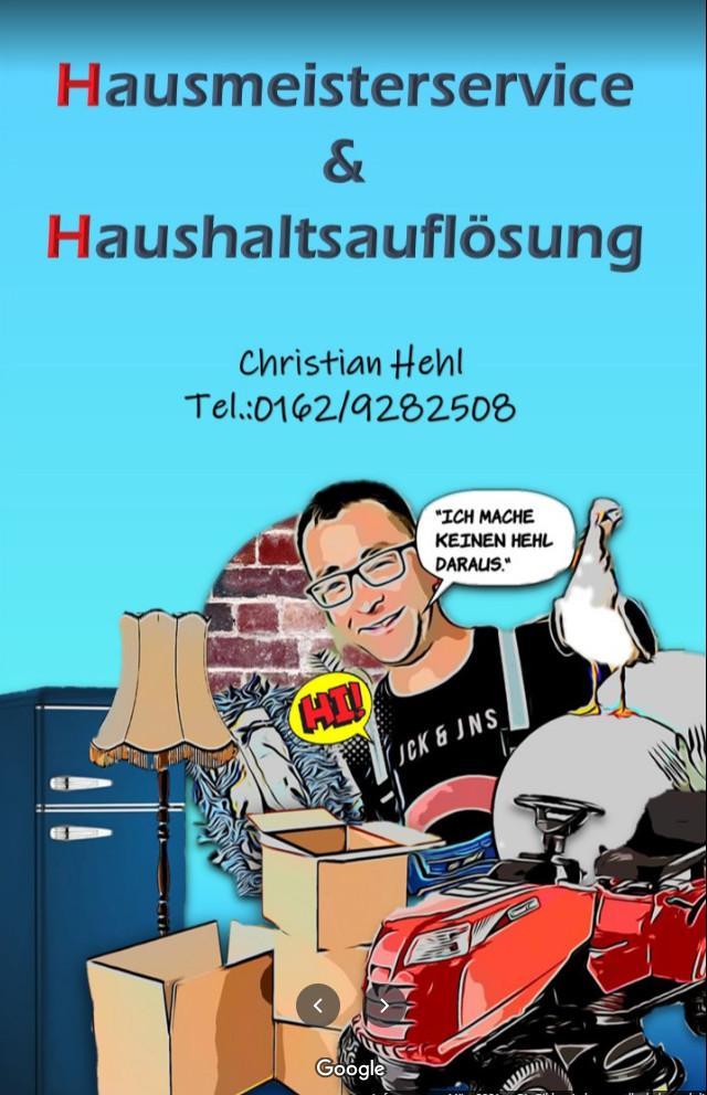 Bild zu Chrischan`s Hausmeisterservice in Rostock