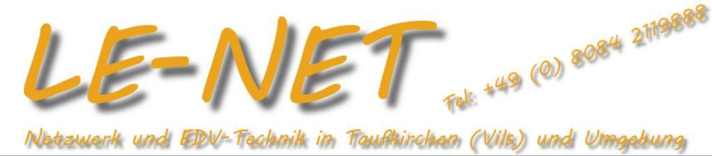 Bild zu LE-NET in Taufkirchen an der Vils
