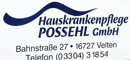 Bild zu Hauskrankenpflege Possehl GmbH in Velten