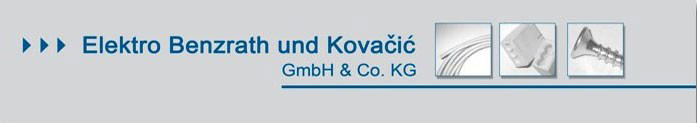 Bild zu Elektro Benzrath und Kovacic GmbH & Co.KG in Dillingen an der Saar