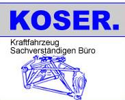 Bild zu Kfz-Sachverständigenbüro Koser in Leonberg in Württemberg