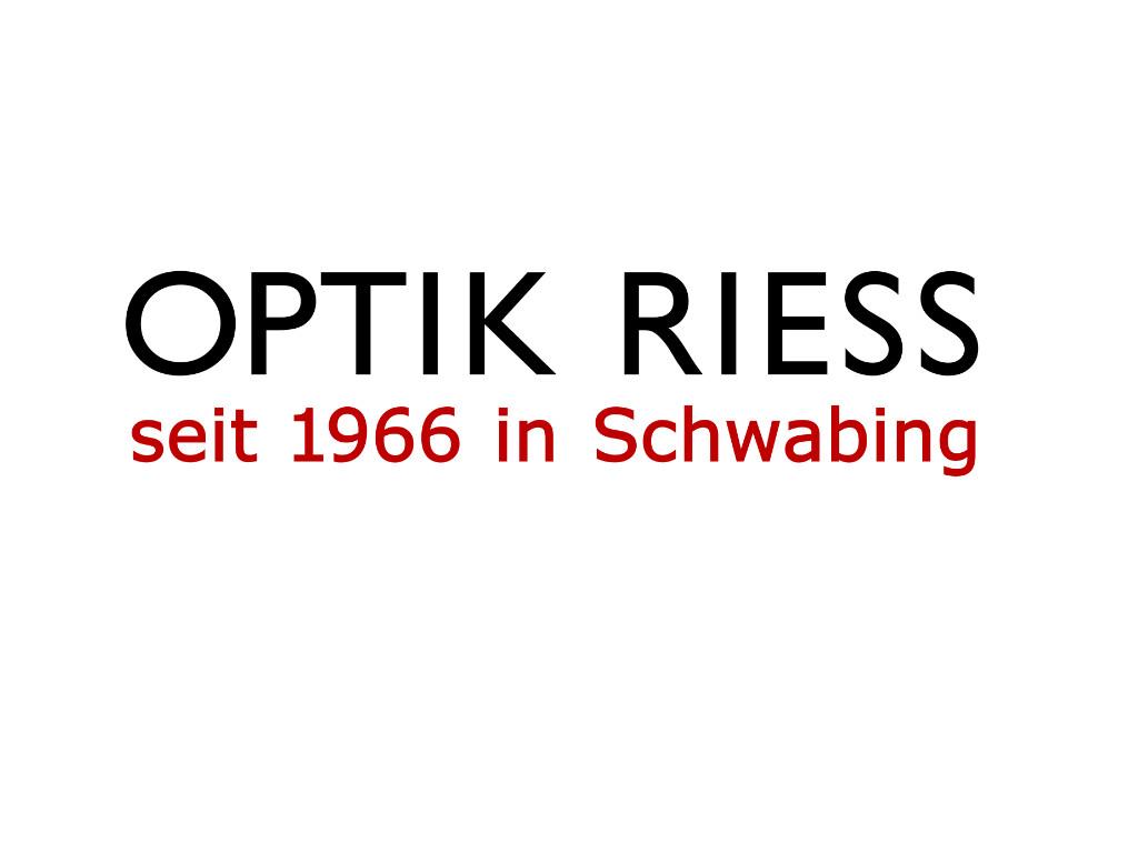 Bild zu OPTIK RIESS in München