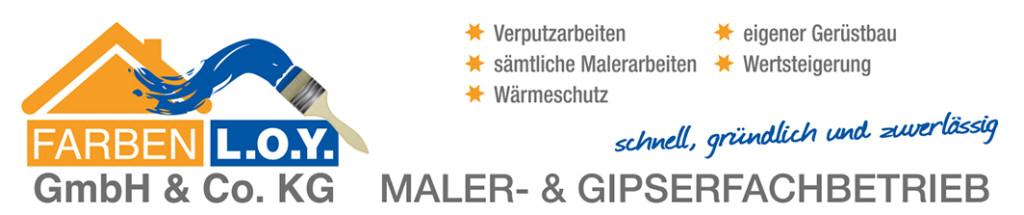 Bild zu Farben Loy, Maler & Gipserfachbetrieb Fahri Yayyigit in Philippsburg