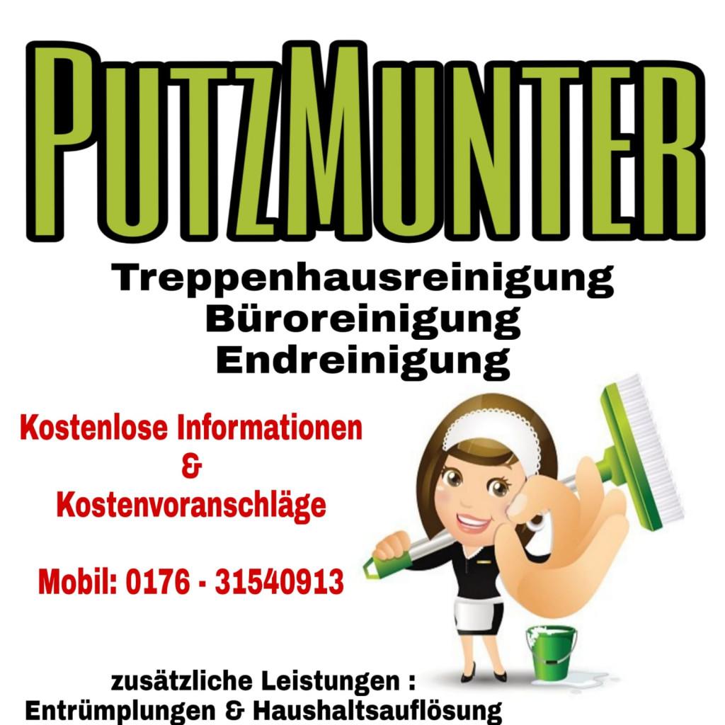 Bild zu PutzMunter Gebäudereinigung Inh. Michael van der Meer in Essen