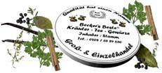 Bild zu Beckers Beste Kräuter-Tee-Gewürze in Oberhausen im Rheinland