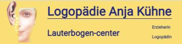 Bild zu Praxis für Logopädie Anja Kühne in Suhl