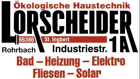 Bild zu Lorscheider Haustechnik GmbH in Sankt Ingbert