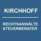 Firmenlogo: KIRCHHOFF Rechtsanwälte und Steuerberater