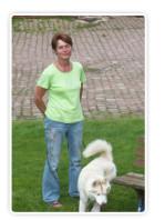 Susanne Pokorny Leiterin der Tierpension und Hundeschule