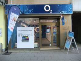 o2 Shop Köln - Ebertplatz Köln