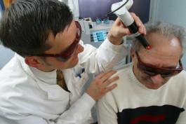 Fleck-Behandlung