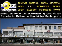 Fiduwa Schlafsysteme Hattingen, Ruhr