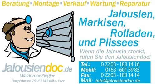 Bild zu Jalousiendoc.de Wenn die Jalousie stockt, rufen Sie den Jalousiendoc! in Köln