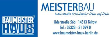 Bild zu MeisterBau Teltow GmbH Ihr Partner seit 40 Jahren in Teltow