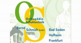 Orthopädie - Schuhtechnik Bernd Schmidt GmbH Bad Soden am Taunus