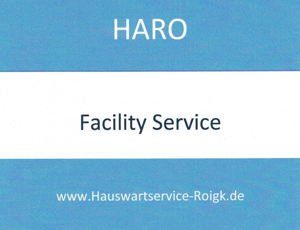 Bild zu HARO Hauswartservice Roigk in Geesthacht