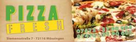 pizza fresh Mössingen