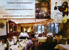 Wilhelmshöhe -Steakhaus - Steaks vom heissen Stein Mülheim an der Ruhr