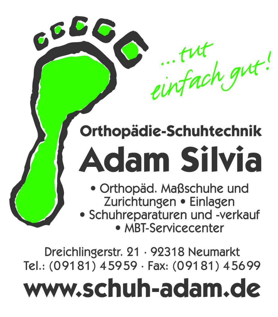 Bild zu Orthopädie-Schuhtechnik Adam Silvia in Neumarkt in der Oberpfalz