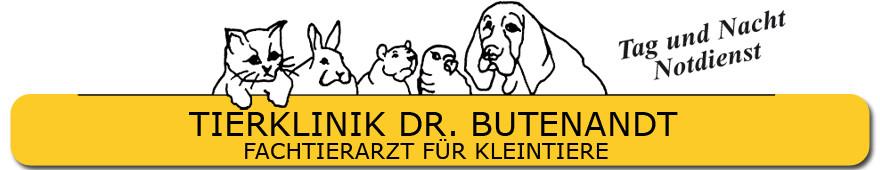 Bild zu Tierklinik Dr. Butenandt - Fachtierarzt für Kleintiere in Rosenheim in Oberbayern
