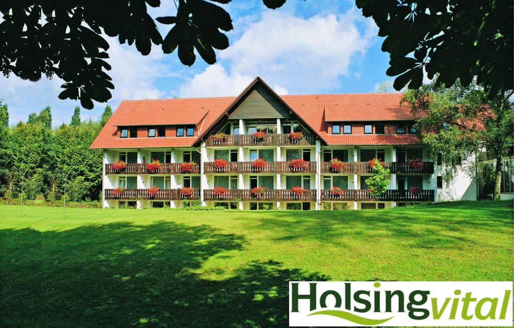 Bild der Holsing Vital GmbH -Gesundheitszentrum am Wiehengebirge-