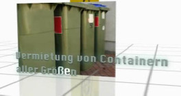 Oetjen Rohstoffhandel GmbH - Containerdienst Zeven
