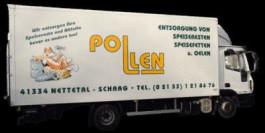 Pollen - Entsorgung von Speiseresten und Altfetten Nettetal