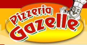Firmenlogo: Pizzeria Gazelle