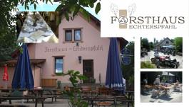 Das Forsthaus Echterspfahl Weibersbrunn