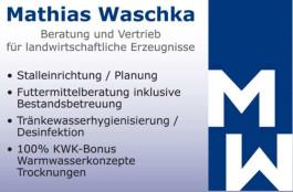 Mathias Waschka landwirtschaftliche Erzeugnisse