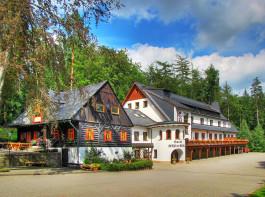 Hotel und Restaurant Köhlerhütte - Fürstenbrunn Grünhain-Beierfeld
