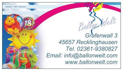 Logo von Ballon Welt
