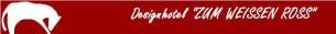 Firmenlogo: Hotel zum weissen Ross