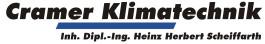 Cramer Klimatechnik Inh. Dipl.-Ing. Heinz-Herbert Scheiffarth Wuppertal