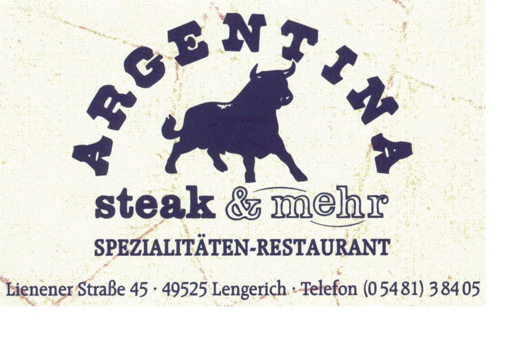 Bild zu Steakhouse Argentinia in Lengerich in Westfalen