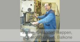 Schlosserei und Metallbau Voltz GmbH Zwickau