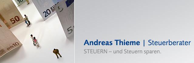 Bild zu Steuerberater Andreas Thieme in Erfurt