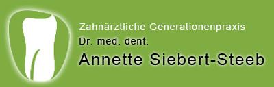 Bild zu Dr. Annette Siebert-Steeb Zahnärztliche Generationenpraxis in Stuttgart
