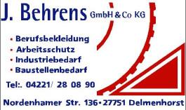 Jürgen Behrens GmbH & Co. KG Delmenhorst