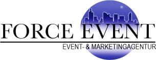 Firmenlogo: Force Event Event- und Künstleragentur
