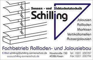 Bild zu Sonnenschutztechnik Schilling in Essen