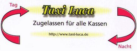 Logo von Taxi Luca