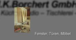 J.K. Borchert - Tischlerei in Berlin Berlin