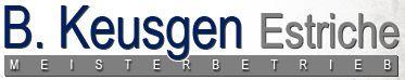 Bild zu Keusgen Estriche GmbH in Dinslaken