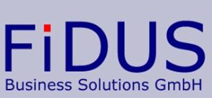 Firmenlogo: FIDUS Business Solutions GmbH
