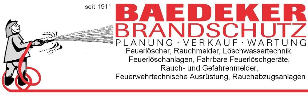 Bild zu Baedeker Brandschutz GmbH in Wuppertal