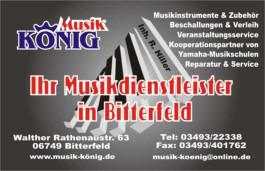Musik König Hiller GbR Bitterfeld-Wolfen