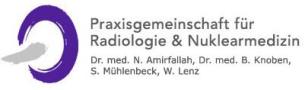 Firmenlogo: Radiologische Gemeinschaftspraxis Dres. med. Amirfallah & Partner